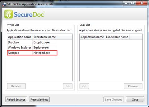 Securedoc How To Remove