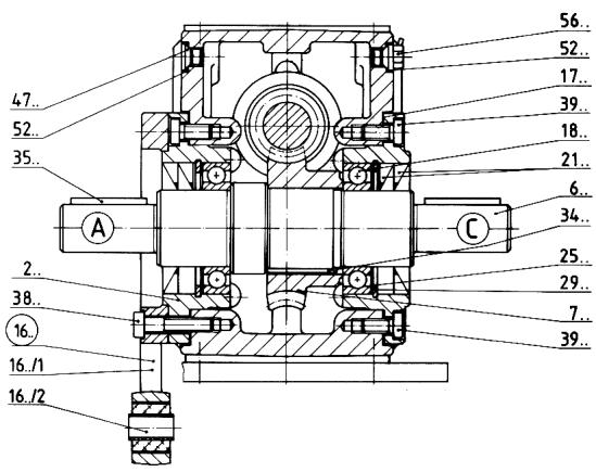 Operating Instructions Gearboxes Types Sr Fg S Ss Sm Ssm