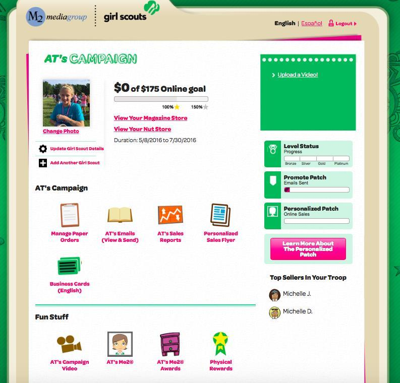 Girl scouts of southeastern michigan pdf participant s campaign hq navigation tools for all aspects of the program are found colourmoves
