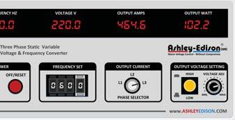 For Stable, Clean & Optimised AC Voltage - PDF
