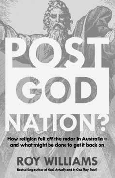 Book Review Post God Nation?