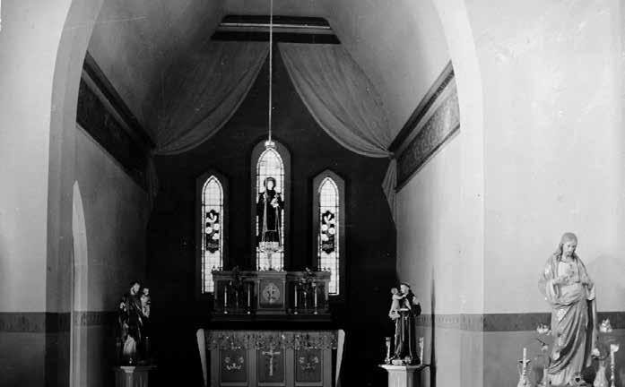 Remembering the Significant: St John s Kapunda, South Australia the site was the residence of Fallon and successive priests until 1866.