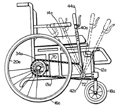 One Arm Drive Manual Wheelchair A Major Qualifying Project