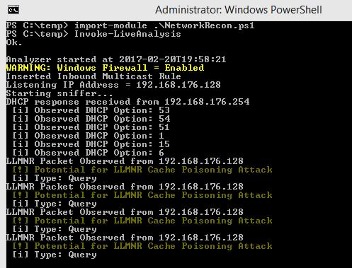 Identifying Vulnerable Network Protocols with PowerShell - PDF