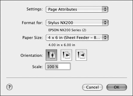 Epson Stylus NX200 Series Quick Guide - PDF