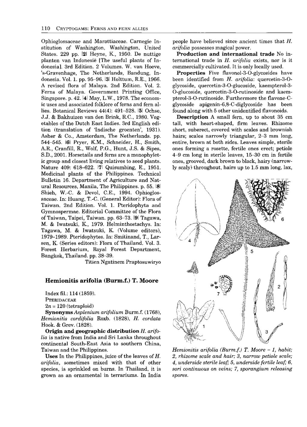 R Backhuys Publishers Leiden Plant Resources Of South East Asia 3 Bike Tool 15 In 1 With Chain Cutter United Hijau 110 Cryptogams Ferns And Fern Allies Ophioglossaceae Marattiaceae Carnegie Institution Washington