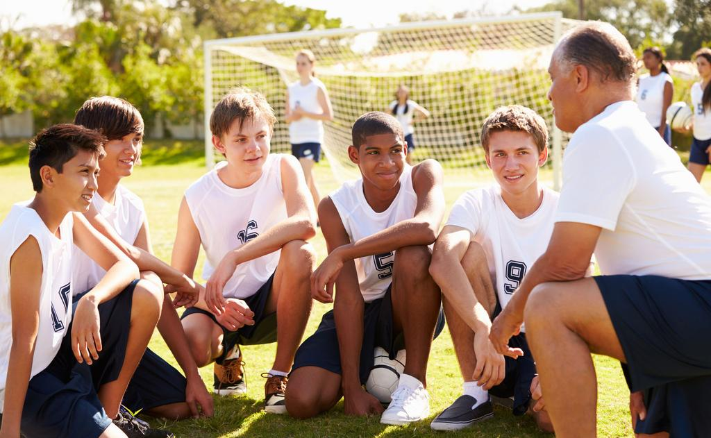 youth participants in community sport - PDF