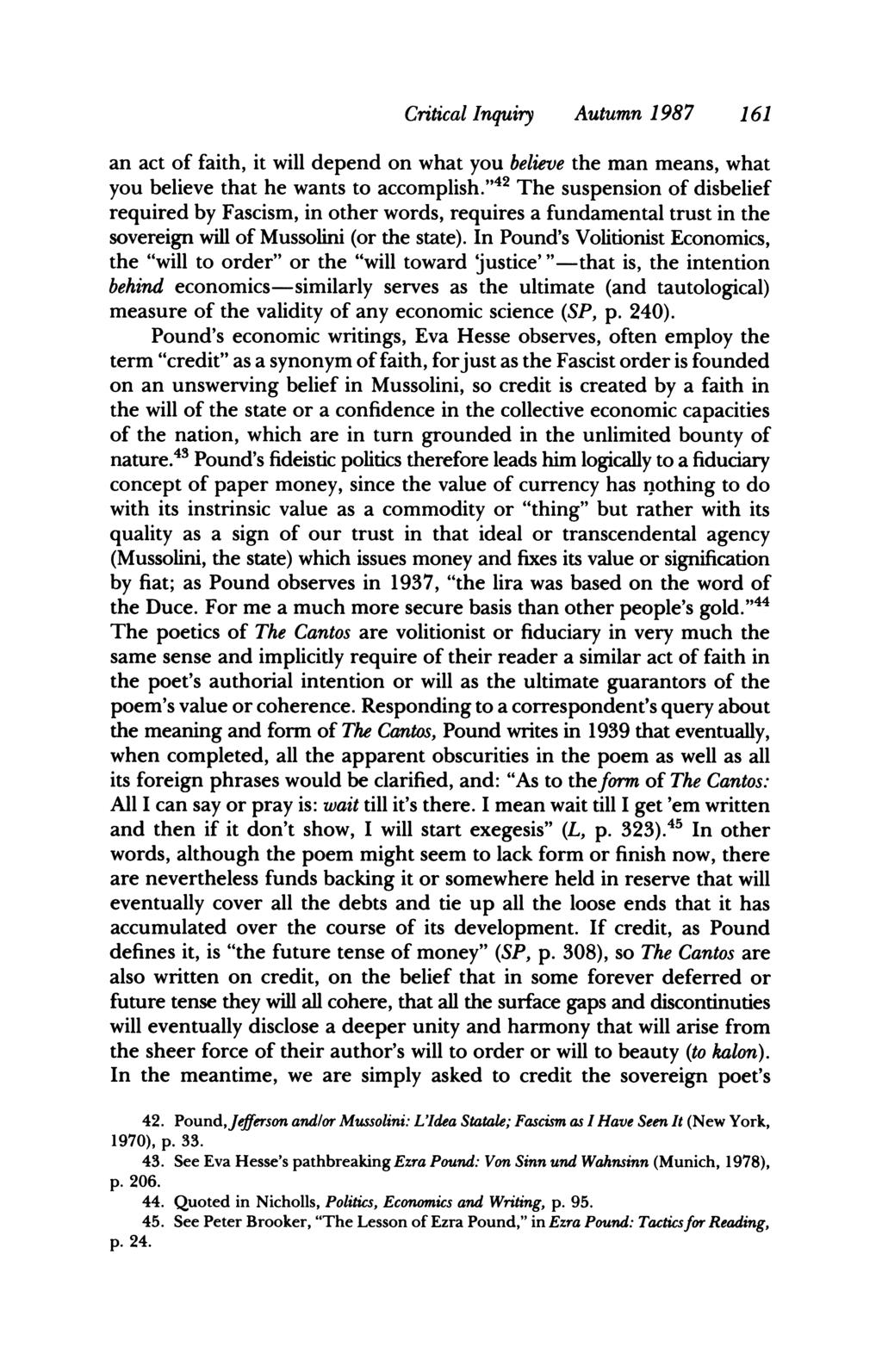 What do you believe and disbelieve in sovereignty essay