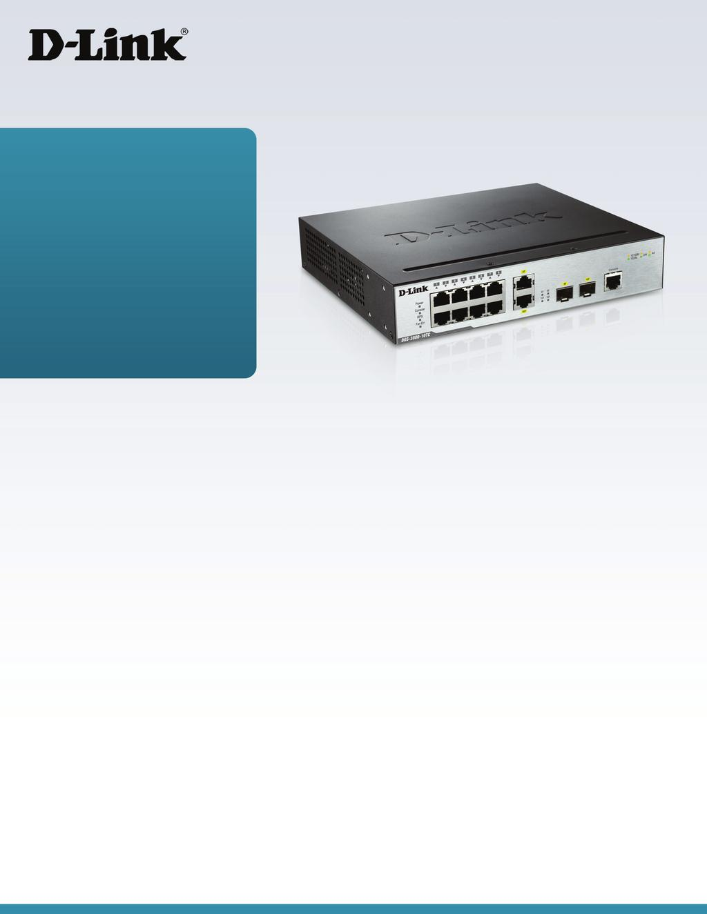 Layer 2 Gigabit Managed Switch - PDF