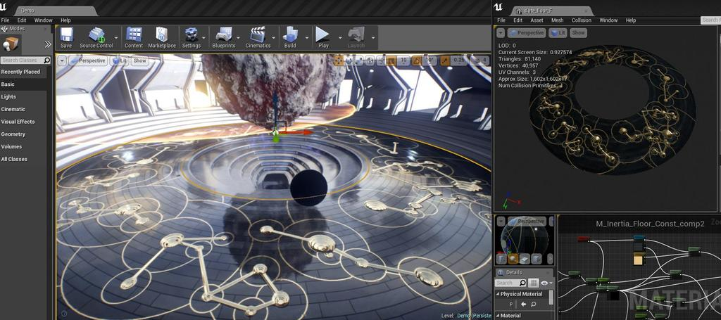New UE4 Mobile Graphics Features: 4 11, 4 12 and Beyond - PDF