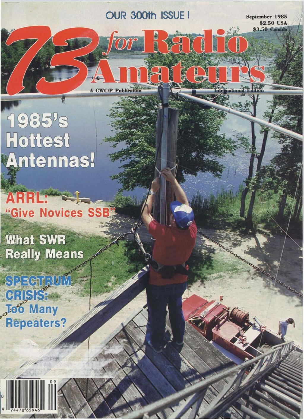 OUR 300th ISSUE I September 1985 $2 50 USA -,,$ PDF
