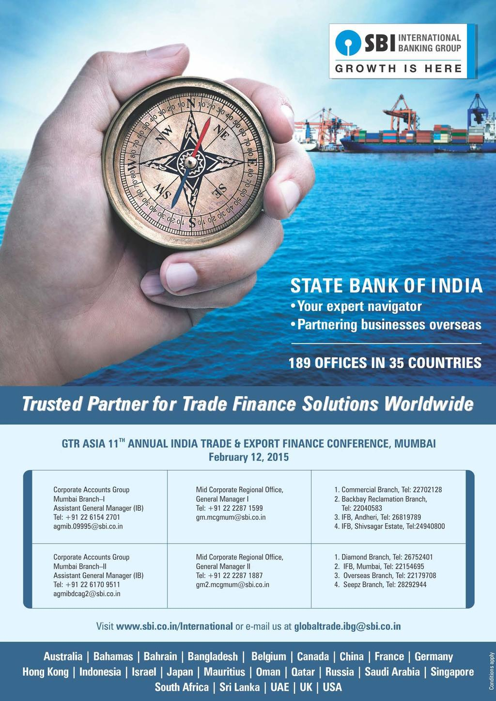 India Trade & Export Finance Conference - PDF