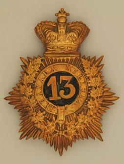 scots guards badge backing