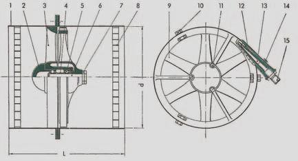 PRODUCT CATALOGUE  Ventilating and Exhausting Systems for: Coal