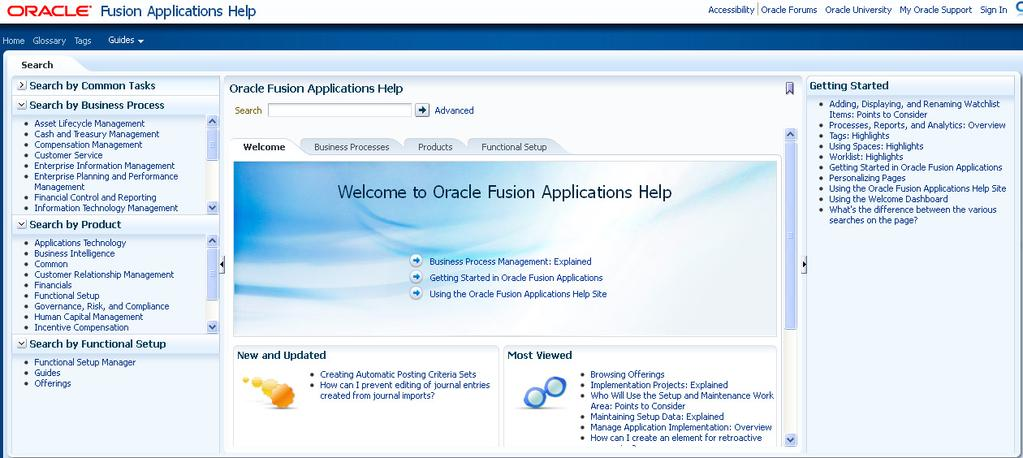 An Oracle White Paper September Putting the User into Oracle