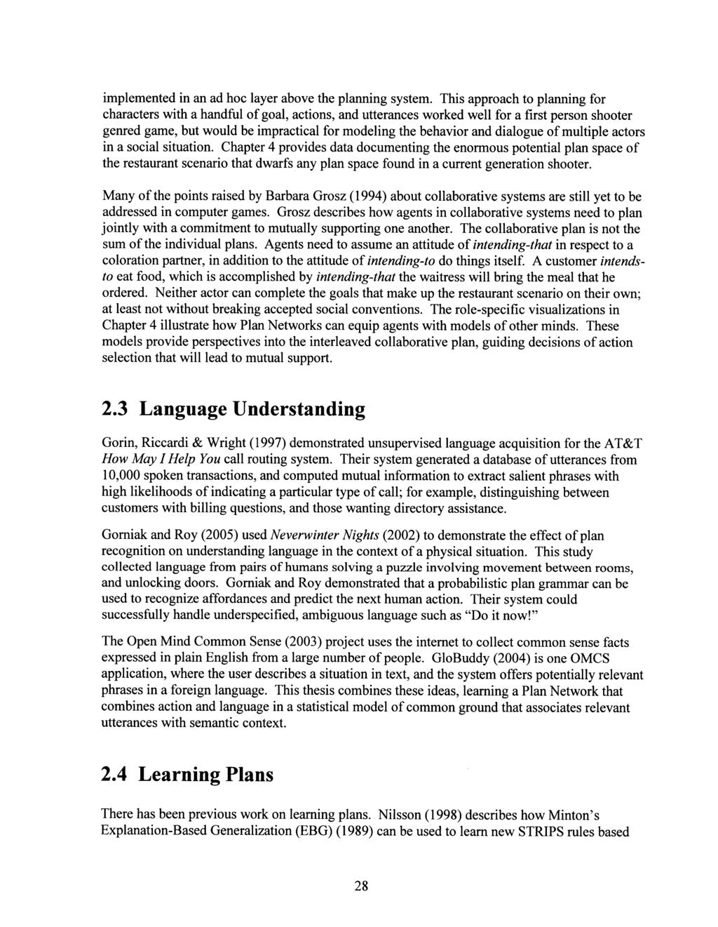 Learning Plan Networks in Conversational Video Games - PDF