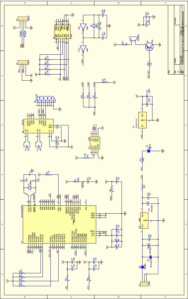 AN1949 APPLICATION NOTE RFID Reader using STMicroelectronics µpsd on