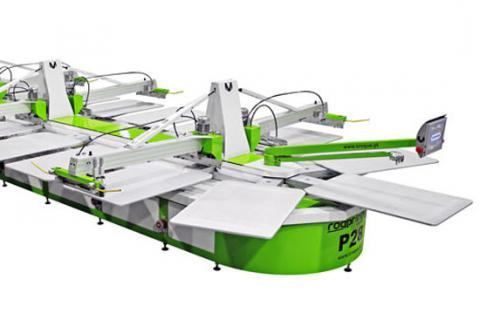 Kruzer is M&R s most affordable entry-level manual screen printing press.