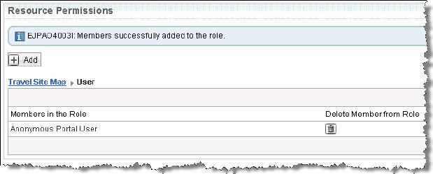 Now edit the access permissions for the sitemap portlet so it can be viewed  by anonymous