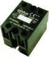 20a//230vac 30ma Semiconductor relay CELDUC sf546310 Coil performance: 3...