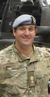 7 AVIATION SUPPORT BATTALION REME Commanding Officer Lt Col S Nasse Second In Command