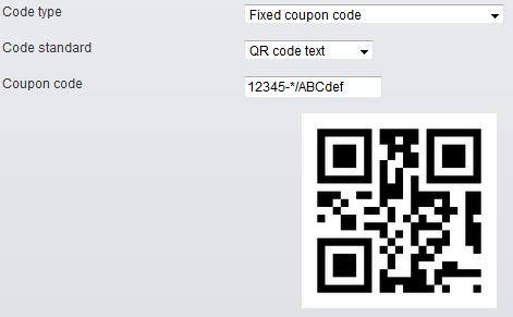 Attachment 1 Code Standards description with examples QR Code is the trademark for a type of matrix barcode (or two-dimensional barcode).