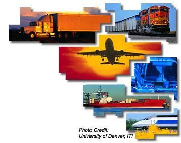 Department of Transportation Planning & Engineering All transport modes road, rail, sea, air, intermodal All transport types - passenger and freight transport - urban and