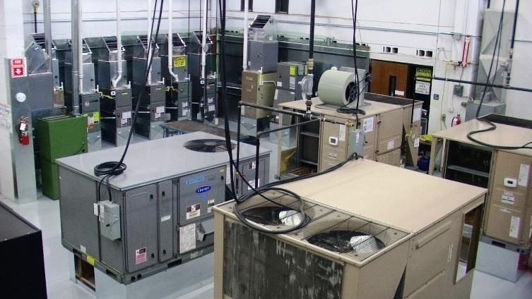 Modification & Upgrading of existing air conditioning systems.