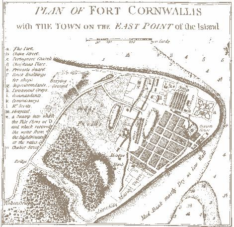 BEGINNINGS OF A COSMOPOLITAN PORT CITY The establishment of a British East India Company (EIC) settlement in Penang in 1786 set in train an influx of peoples from the neighbouring region