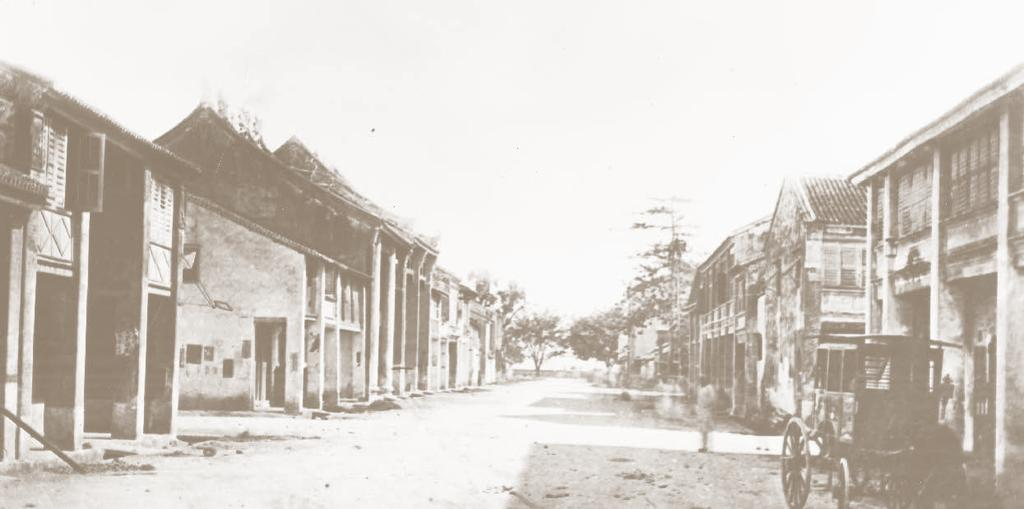 INTERRACIAL COLLABORATION The Penang Riots of 1867 is a showcase of alliances which transcend ethnicity.