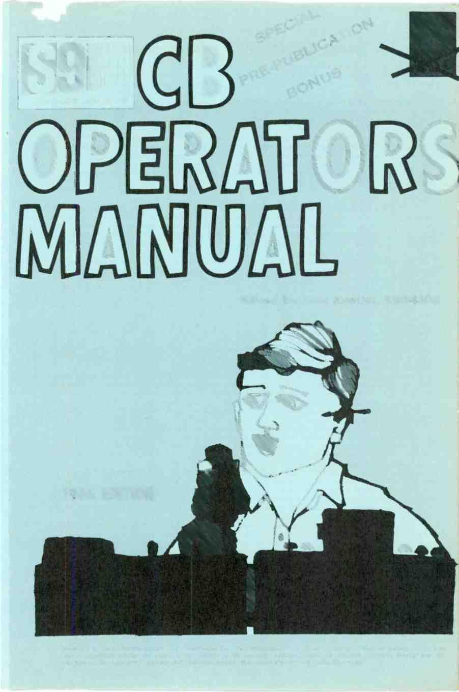 8 PAGE CBOPERIOR\'S GUIDE - PAGE 35. APRIL Oc. \'The OFFICIAL CB RADIO ...