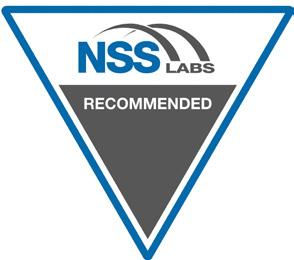 PUTTING IT ALL TOGETHER THE ONLY EDGE TO ENDPOINT SOLUTION RECOMMENDED BY NSS LABS By participating in these tests, enterprises and Fortinet, have an indepedent measure of how our products rate