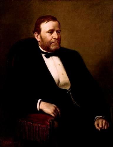President Grant used the Civil Rights Act of 1871 to arrest 5000 Klansmen across the South. Grant wished to destroy the Klan and restore law and order in the South.
