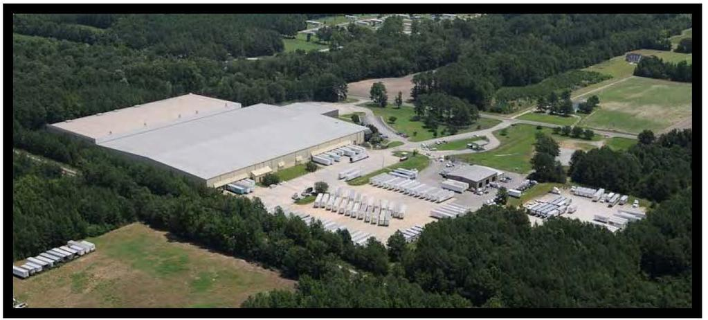 Rocky Mount, NC Distribution Center 340,000 sq.