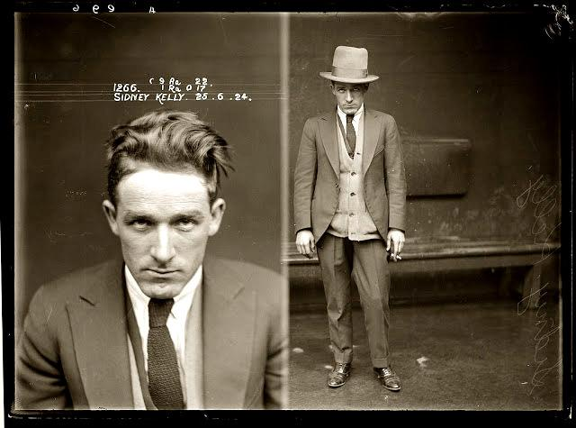 ) Women were allowed in the courtroom for the first time and the gallery was packed. The interrogation of first boy (21 year old Fred Rodby) was clear, graphic and loud so everyone could hear.