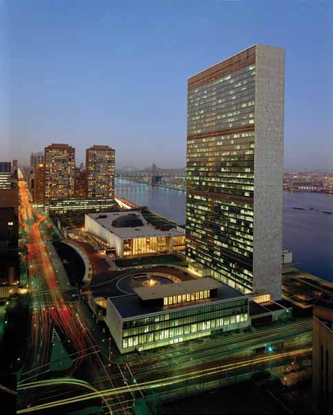 Annex The UN has four main purposes CHILDREN AND THE HOLOCAUST UN Photo/Yutaka Nagata United Nations building in New York UN Photo To help keep peace To develop friendly relationships between
