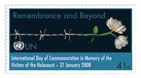 The names of murdered children, their ages and countries of origin can be heard in the background. 18 13 18 Yad Vashem, The Holocaust Martyrs and Heroes Remembrance Authority, http://www.yadvashem.