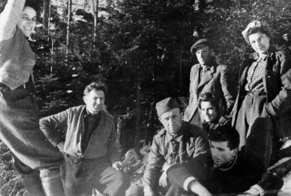 Jewish resistance fighters in the forest in Czechoslovakia, 1944 Poem by Petr Ginz (excerpts) Reinhard Heydrich, known for his cruelty and brutality, was also referred to as the Butcher of Prague.