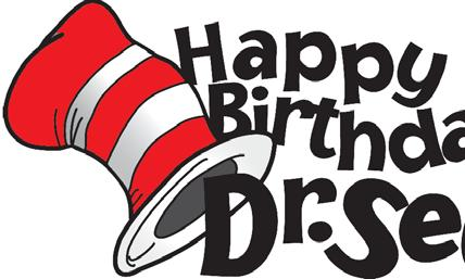 For Families Happy Birthday Dr. Seuss!