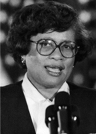 front-teen violence 3/1/04 2:18 PM Page 48 48 Former U.S. surgeon general Joycelyn Elders expressed concern about aggression in children and its relation to television violence.