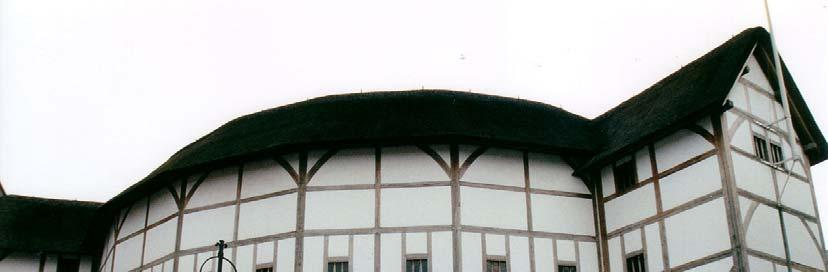 PICTURE THIS: Shakespeare s Globe Theatre The new Globe Theatre is built on the south