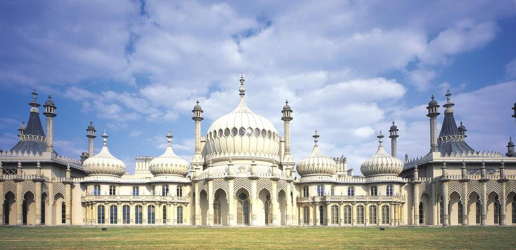 Brighton & Hove Cultural Trust Trustee Recruitment Pack Overview 2 The role of the Royal Pavilion & Museums in the city 4 About the museums, historic