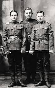 AN ABC OF CANADA IN WWI Y is for YOUTH Millions would die. Who decided upon the age of those required to serve? What was the average age of the Canadian enlistee?