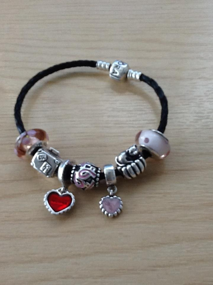 A member of staff has lost a precious Pandora bracelet. PLEASE HELP! We think it was found a couple of weeks ago but has not been handed in yet.