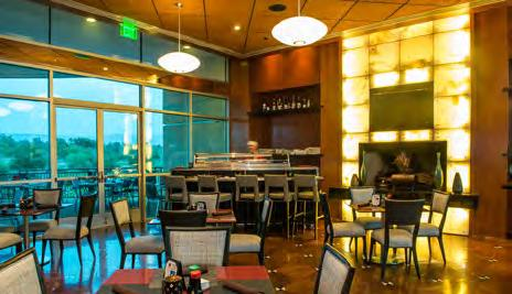 Dining VUE Grille & Bar VUE GRILLE & BAR is the spot in the Coachella valley to find: award winning