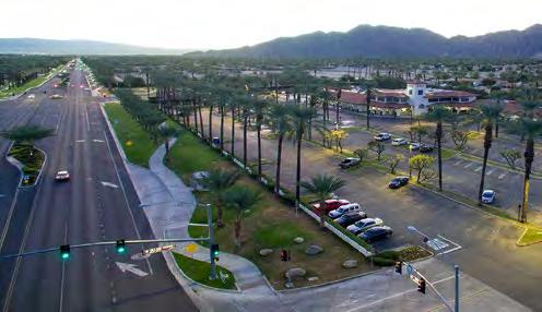 Shopping In the heart of Indian Wells, nestled against the majestic mountains and just a stone s throw from El Paseo.