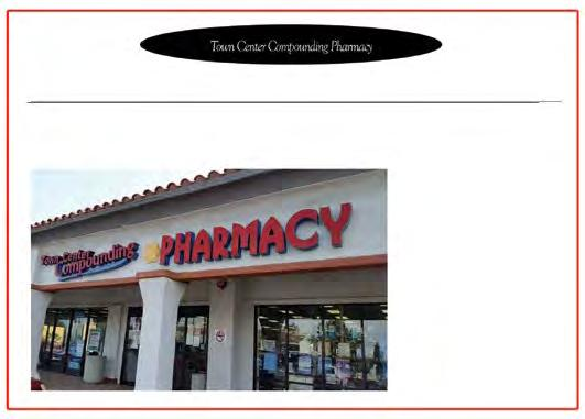 Healthcare Services Specialty Pharmacy Open Monday