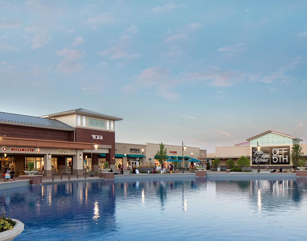 The Colonnade Outlets at Sawgrass Mills 2017 PROPERTY PORTFOLIO - PDF