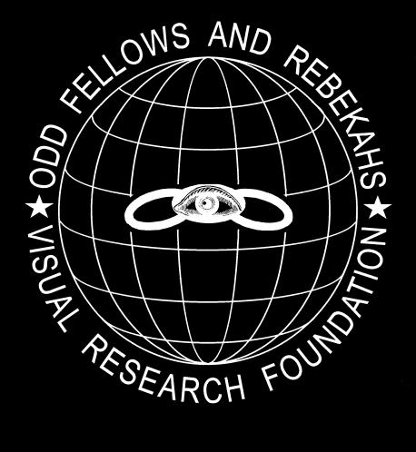 ODD FELLOW AND REBEKAH VISUAL RESEARCH FOUNDATION HUGH J BRADLEY DISTINGUISHED SERVICE AWARD The Hugh Bradley Distinguished Service Award was established to recognize the outstanding efforts of an