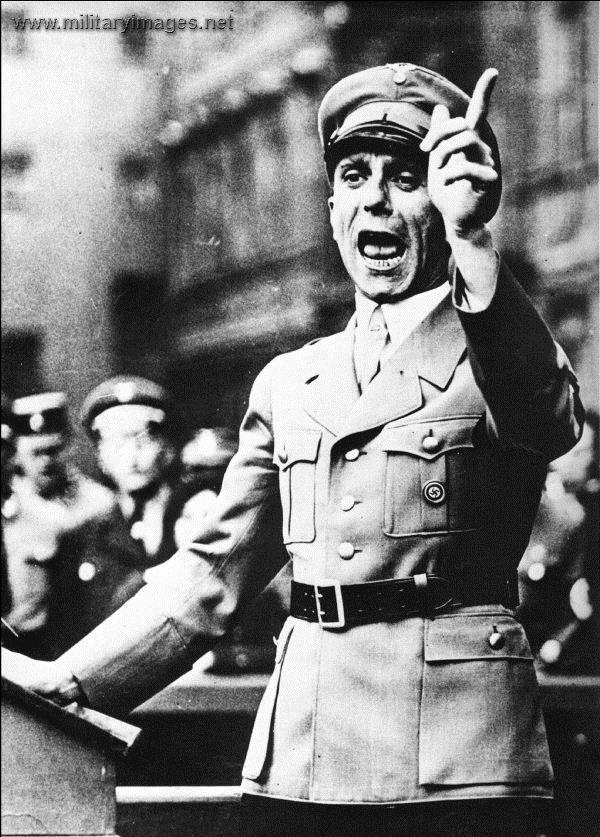 Multiple causes for the rise in support: Nazi Strengths Propaganda campaigns Designed by Goebbels